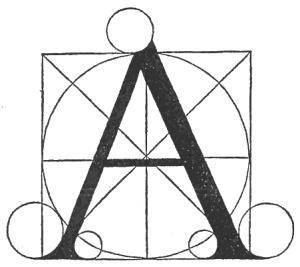 font caratteri tipografici