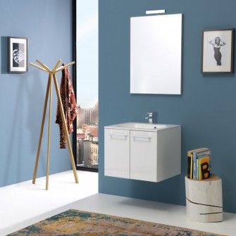Arredamento bagno idee per bagni piccoli aziende shop for Specchio bagno piccolo