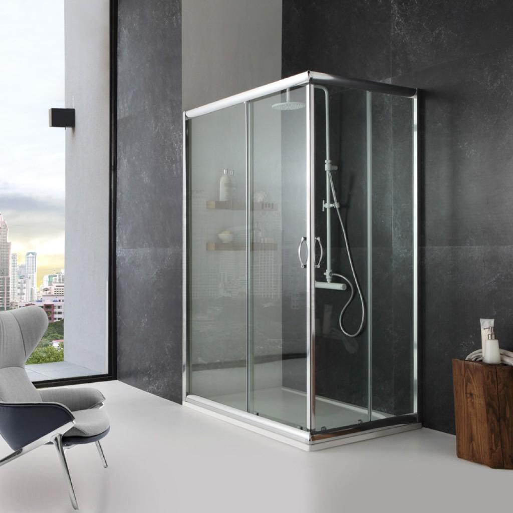 Piatto doccia rettangolare quando e come sceglierlo - Piatto doccia piccole dimensioni ...