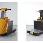 I trainatori elettrici di MP Intralogistic per il settore produttivo
